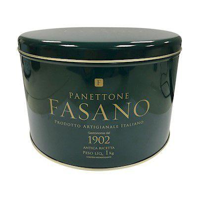 Panettone Italiano Fasano Antica Ricetta (1Kg)