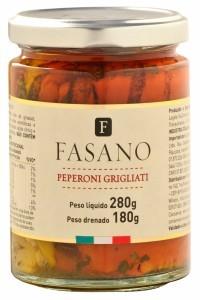 PIMENTÃO ITALIANO FASANO na BRASA (280G)