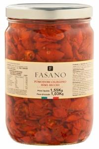 POMODORI SEMI-SECCHI ITALIANO FASANO CILIEGINO (1,55KG)