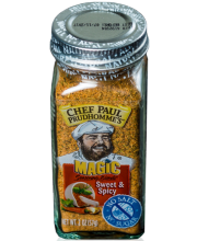 Sweet & Spicy Magic (Pimenta Agridoce) 57g