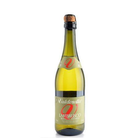 Vinho Ita Valdorella Lambrusco Amabile Branco (750ml)