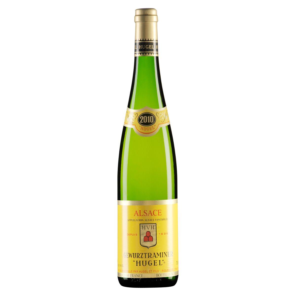 Vinho Francês Gewürztraminer Hugel 2015(750ml)