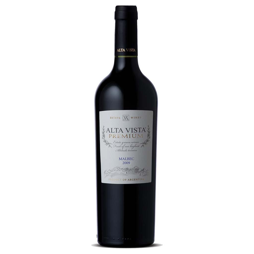 Vinho Argentino Alta Vista Premium Malbec 2017(750ml)
