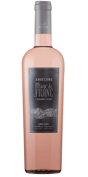 Vinho Argentino Andeluna Blanc de Franc Cabernet Franc 2019 (750 ml)