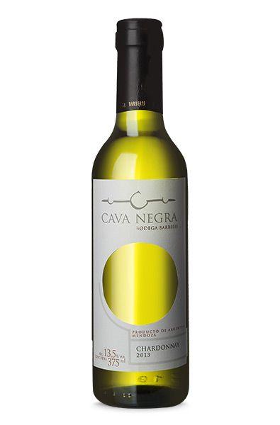 Vinho Argentino Cava Negra Chardonnay 2018(375ml)