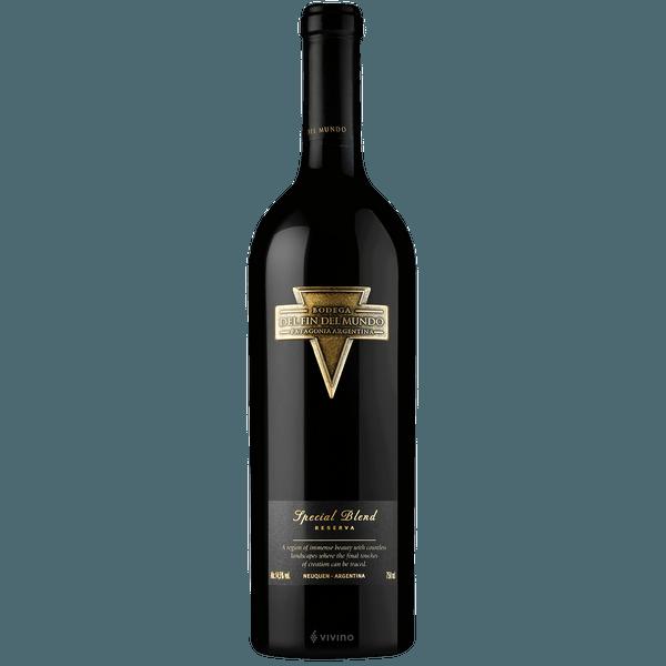 Vinho Argentino Del Fin Del Mundo - Special Blend 2017(750ml)