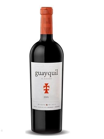 Vinho Argentino Huarpe Guayquil – El elegido 2009(750ml)