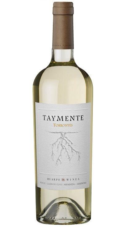 Vinho Argentino Huarpe Taymente Gran Reserva Torrontés 2015(750ml)
