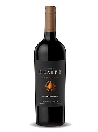 Vinho Argentino Huarpe Uco Bonarda/Petit Verdot 2010(750ml)