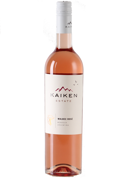 VINHO ARGENTINO KAIKEN ESTATE MALBEC ROSE  2020(750ml)