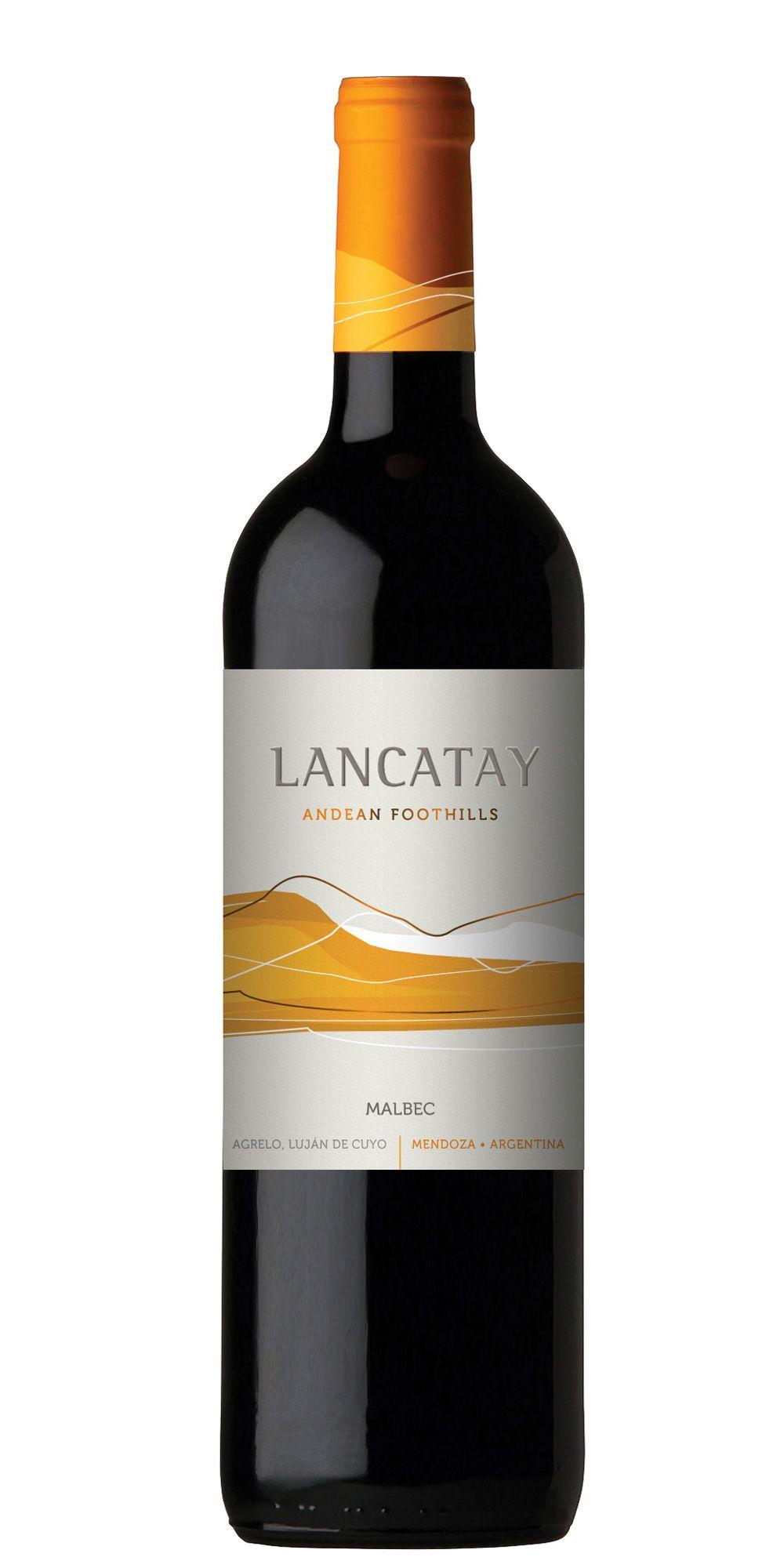 Vinho Argentino Lancatay Reserva  Malbec 2016 (750ml)