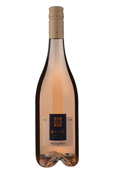 Vinho Argentino Las Perdices Rose Malbec 2019(750ml)