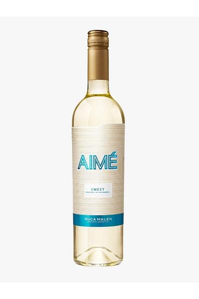 Vinho Argentino Ruca Malen Aimé Sweet Moscatel de Alejandría 2020(750ml)