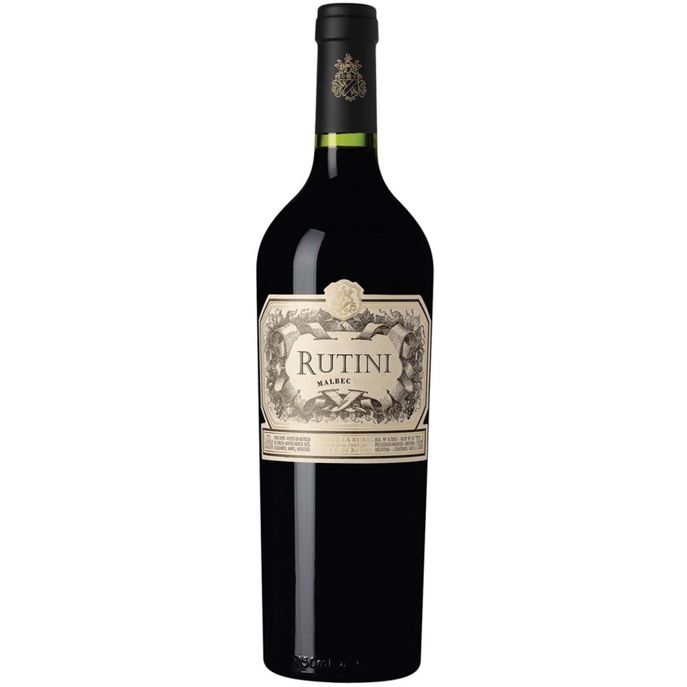 Vinho Argentino Rutini Malbec 2015(750ml)