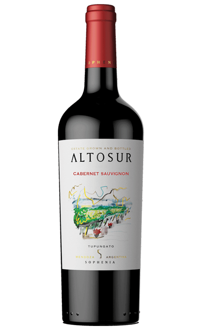 Vinho Argentino Sophenia Altosur Reserve Cabernet Sauvignon 2018(750ml)