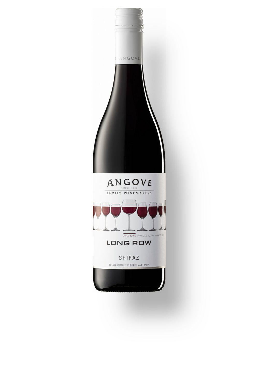 Vinho Australiano Angove Long Row Shiraz 2018(750ml)