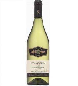 Vinho Australiano Down Under Chardonnay 2018(750ml)