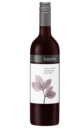 Vinho Australiano Kapuka Marlborough Pinot Noir 2011(750ml)