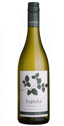 Vinho Australiano Kapuka Marlborough Sauvignon Blanc 2013(750ml)