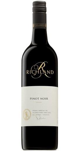 Vinho Australiano Richland Pinot Noir 2014(750ml)