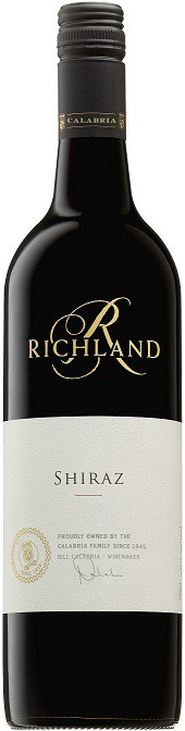 Vinho Australiano Richland Shiraz 2016(750ml)