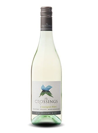 Vinho Australiano The Crossings Sauvignon Blanc  2013(750ml)