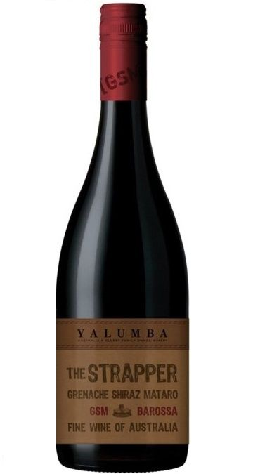Vinho Australiano The Strapper GSM 2012(750ml)