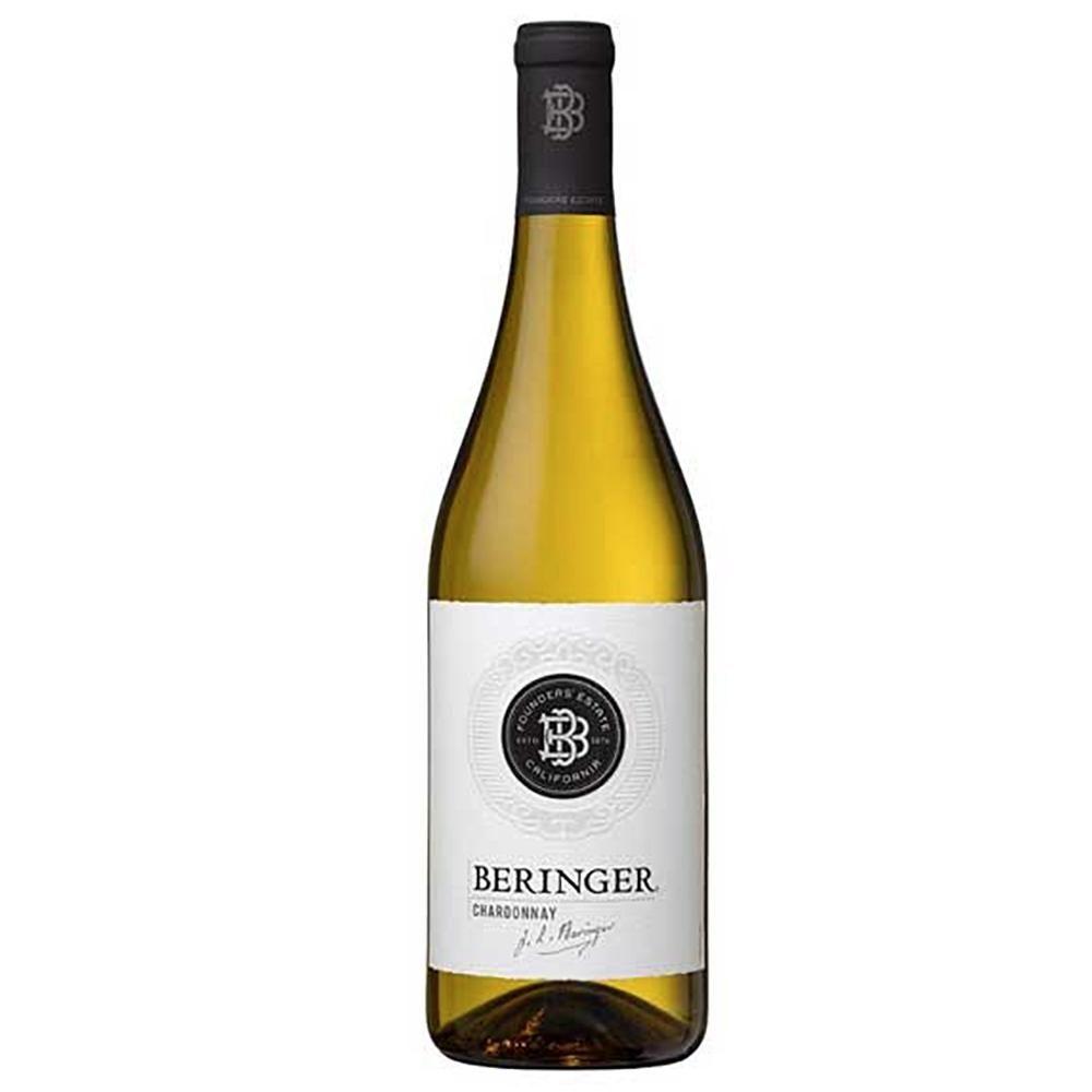 Vinho Californiano Beringer Founders' Estate Chardonnay 2013(750ml)