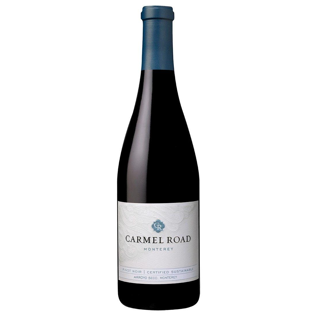 Vinho Californiano Pinot Noir Monterey 2014(750ml)