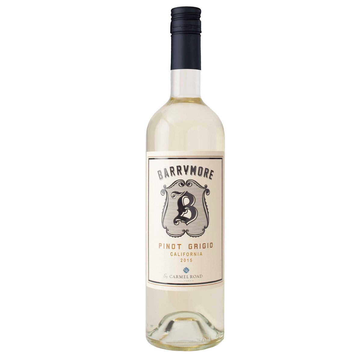 Vinho Californiano Barrymore Pinot Grigio 2015(750ml)
