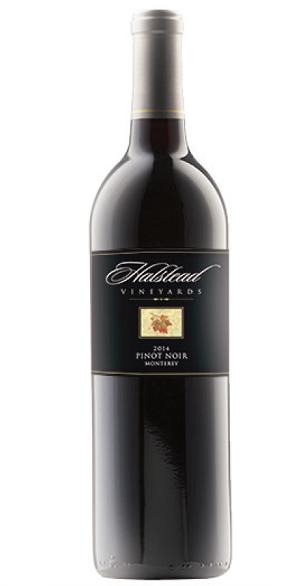 Vinho Californiano Halstead Vineyards Pinot Noir 2014 (750ml)