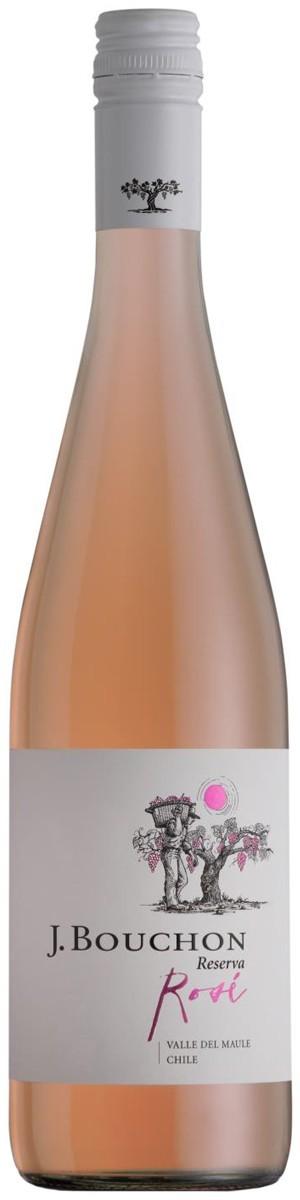 Vinho Chileno Bouchon Reserva Rosé 2019 (750ml)