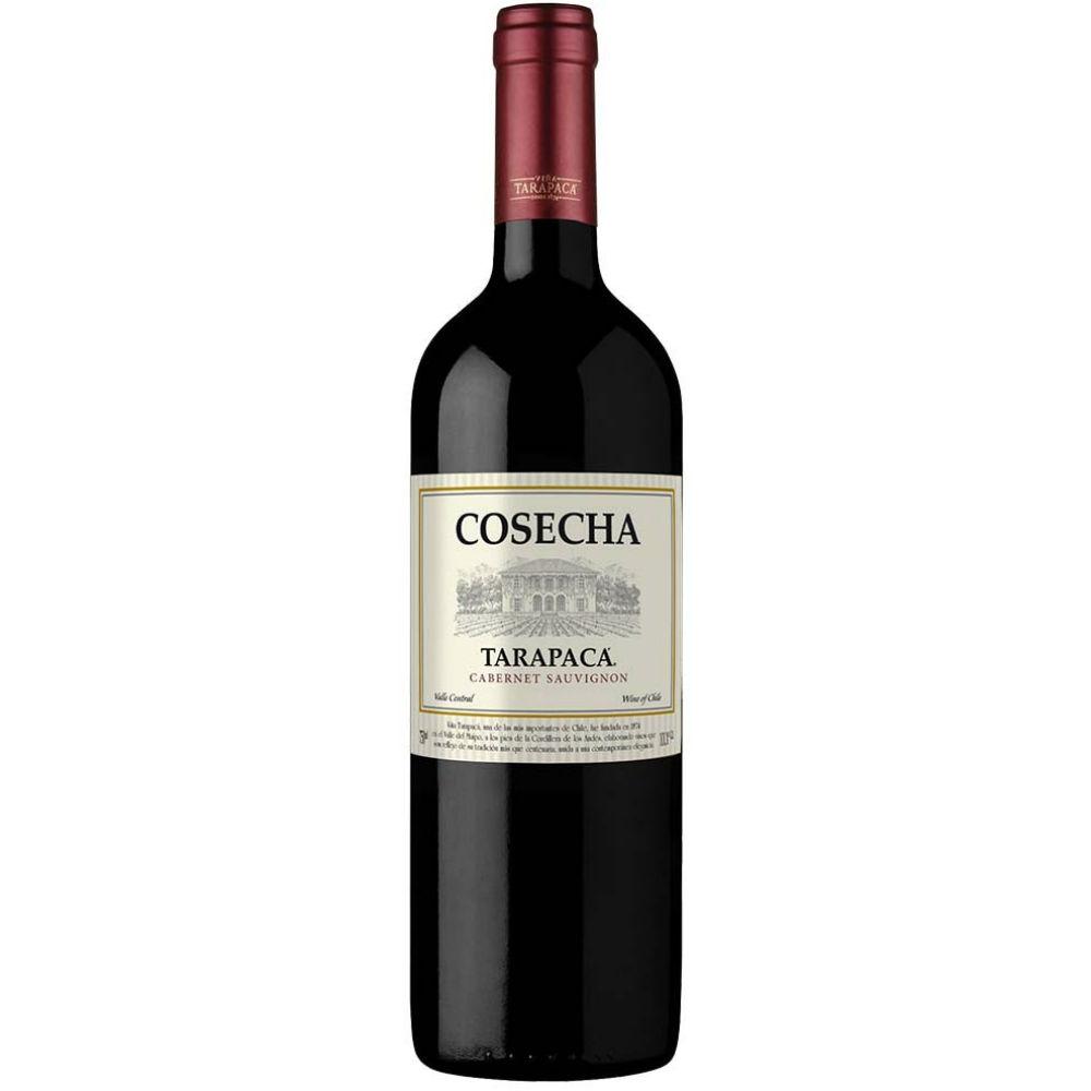 Vinho Chileno Tarapacá Cosecha Cabernet Sauvignon 2019 (750ml)