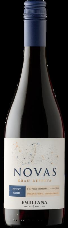 Vinho Chileno Emiliana Novas Gran Reserva Pinot Noir 2018 (750ml)