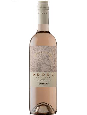 Vinho Chileno Emiliana Orgânico Adobe Reserva Rose 2019 (75oml)