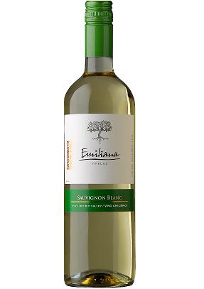 Vinho Chileno Emiliana Varietal Sauvignon Blanc  2018(750ml)