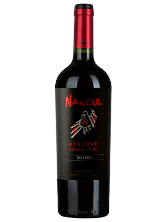 Vinho Chileno  NANCUL RESERVE  COLLECTION MALBEC 2017(750ml)