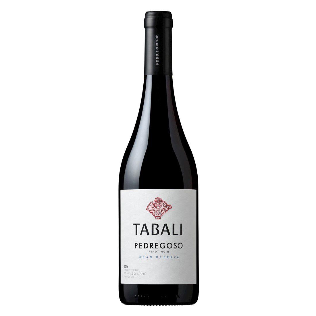 Vinho Chileno Tabali Pedregoso Gran Reserva Pinot Noir 2017(750ml)