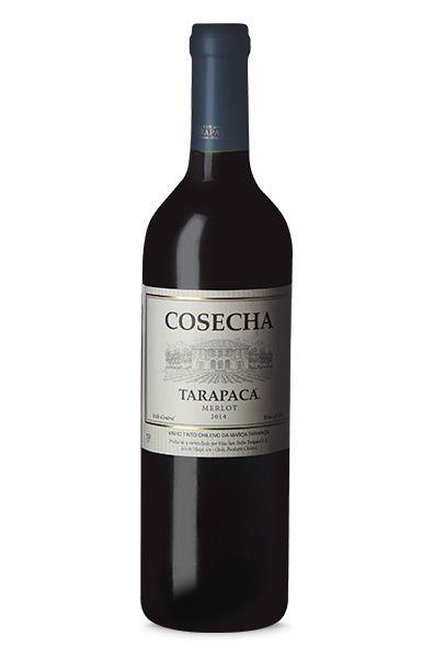 Vinho Chileno Tarapacá Cosecha Merlot 2017 (750ml)