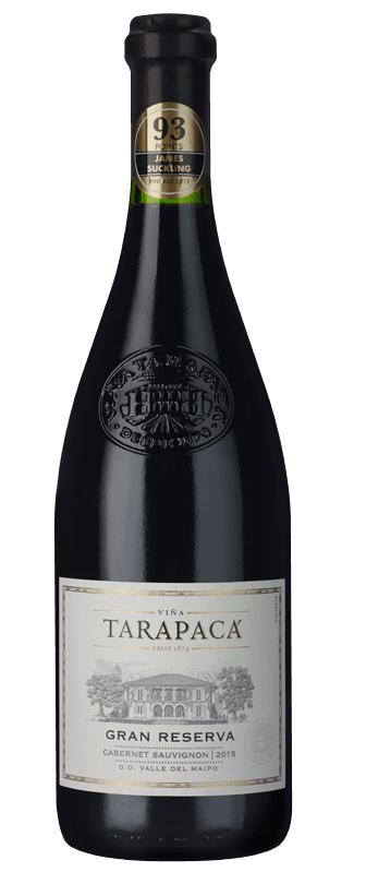 Vinho Chileno Tarapacá Gran Reserva Cabernet Sauvignon  2015(750ml)