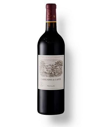 Vinho Francês  Carruades de Lafite (2° Ch. Lafite Rothschild) 2004(750ml)