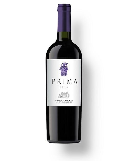 Vinho Francês Château Carignan Prima 2015(750ml)