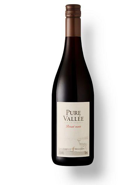 Vinho Francês F. Bougrier Pure Vallée Pinot Noir 2018(750ml)