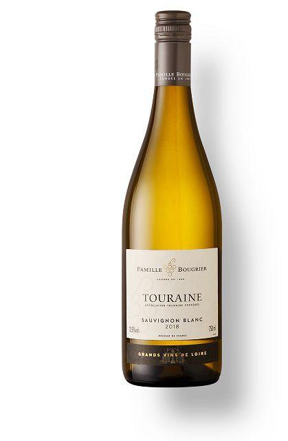 Vinho Francês  F. Bougrier Touraine Sauvignon Blanc 2018(750ml)