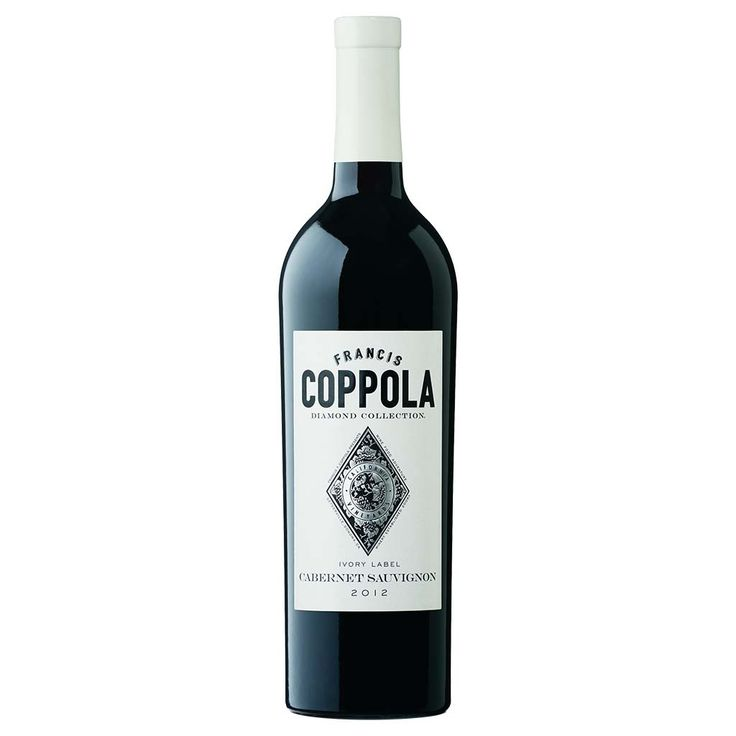 Vinho FRANCIS COPPOLA DIAMOND COLLECTION CABERNET SAUVIGNON 2012(750ml)