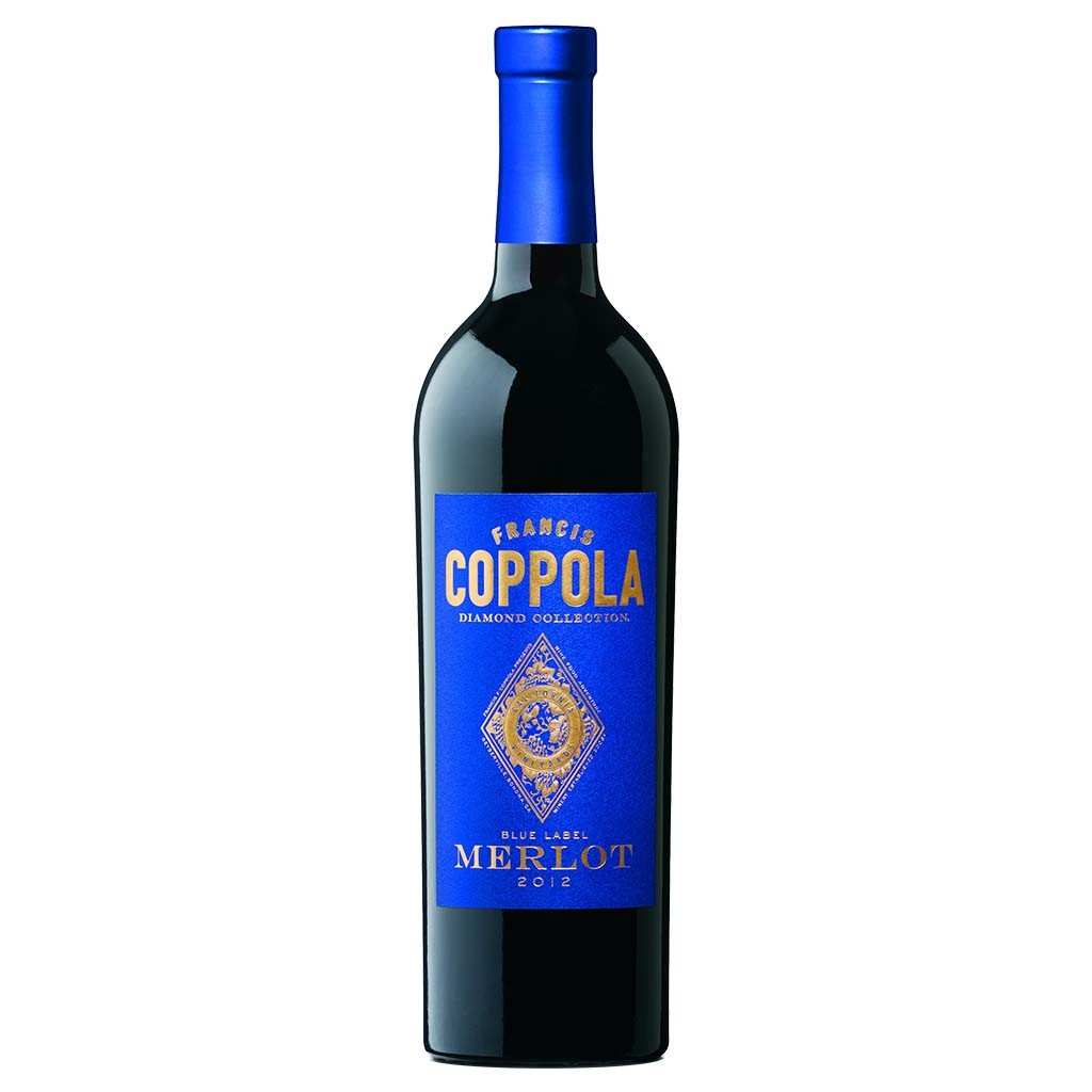 Vinho FRANCIS COPPOLA DIAMOND COLLECTION MERLOT 2012(750ml)