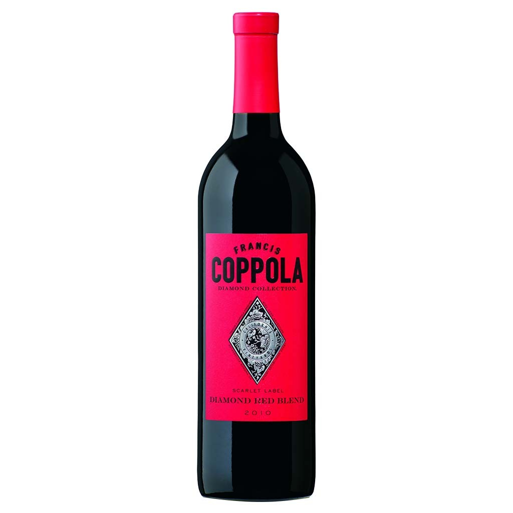 Vinho FRANCIS COPPOLA DIAMOND COLLECTION RED BLEND 2010(750ml)