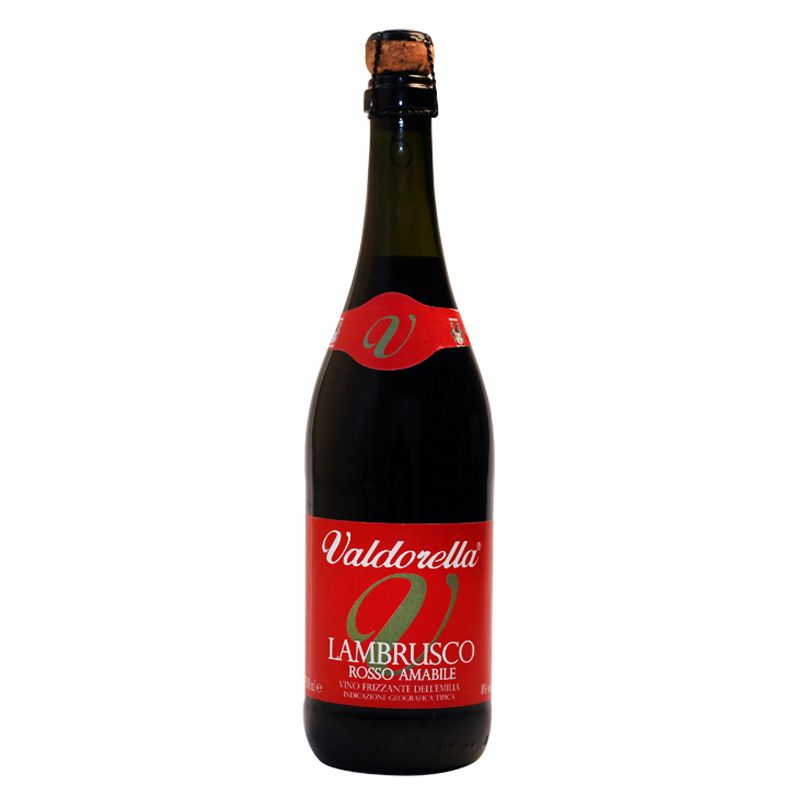 Vinho Ita Valdorella Lambrusco Amabile Tinto (750ml)