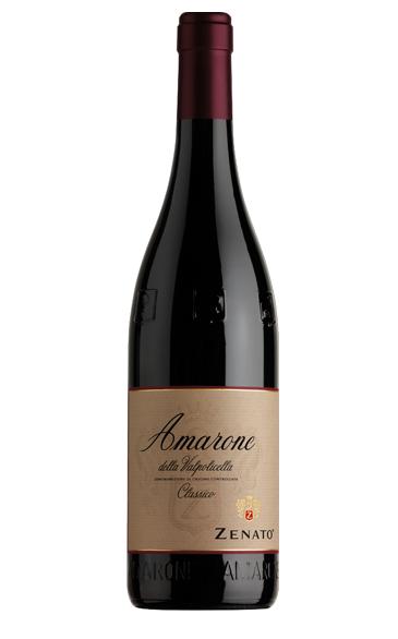 Vinho Italiano Amarone della Valpolicella Classico  Zenato  DOCG  2015(750ml)