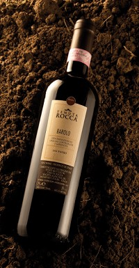 Vinho Italiano Barolo Bussia  Docg Tenuta Rocca 2015(750ml)